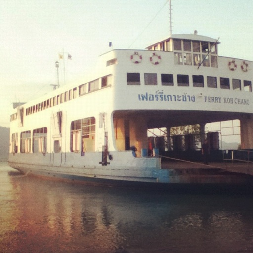 ferrykohchangmorning